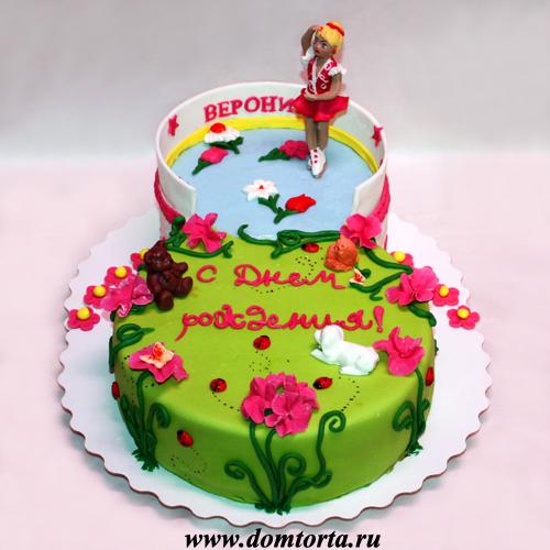 Фото торт на 8 годиков
